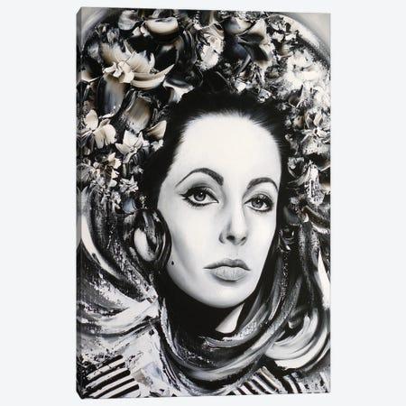 Elizabeth Canvas Print #ESB22} by Estelle Barbet Canvas Wall Art