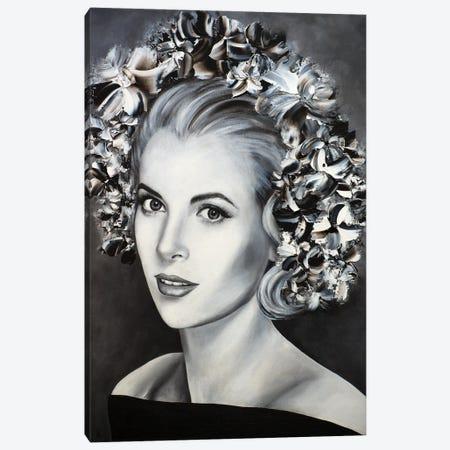 Grace Canvas Print #ESB28} by Estelle Barbet Canvas Art