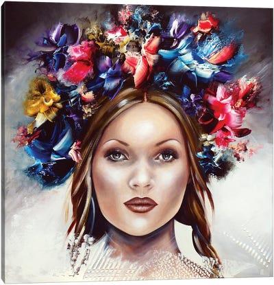 Kate Canvas Art Print