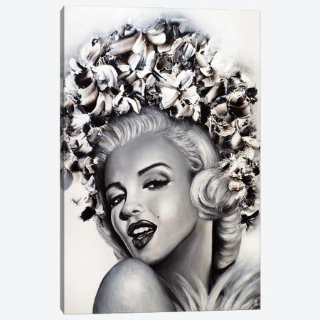 Marilyn Canvas Print #ESB32} by Estelle Barbet Canvas Art Print