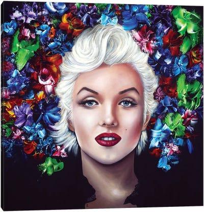 Marilyn Forever Canvas Art Print