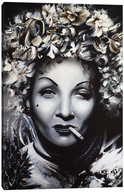 Marlene Canvas Art Print