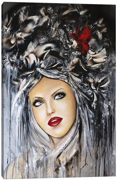 Romantic Gothic Canvas Art Print