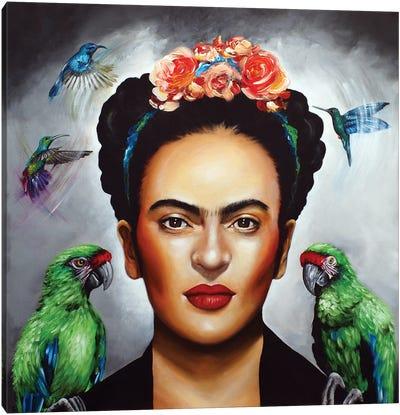 Viva La Vida Canvas Art Print