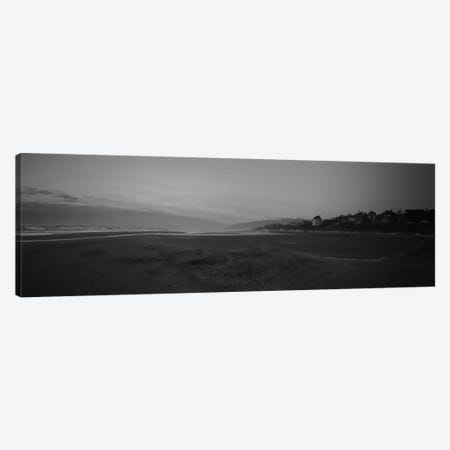 Beachfront Landscape Canvas Print #ESC15} by Eric Schech Canvas Print
