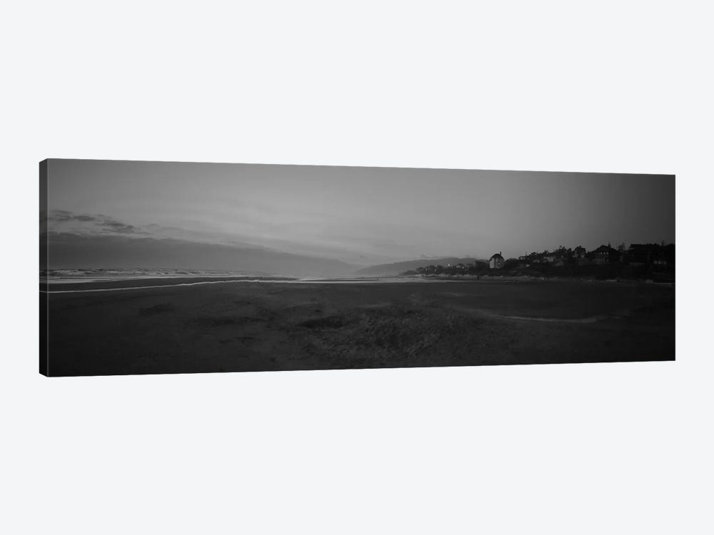 Beachfront Landscape by Eric Schech 1-piece Canvas Artwork