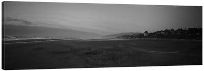 Beachfront Landscape Canvas Art Print