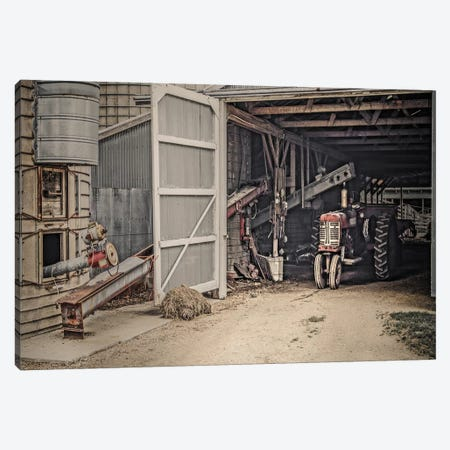 Tools of the Trade Canvas Print #ESC25} by Eric Schech Canvas Artwork