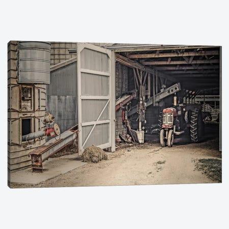Tools of the Trade Canvas Print #ESC25} by Eric Schech Canvas Artwork