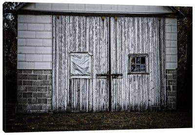 Farm Doors Canvas Print #ESC31