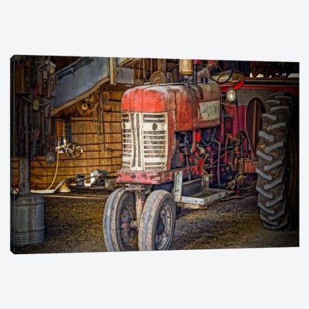 Still Going Strong Canvas Print #ESC37} by Eric Schech Canvas Art Print