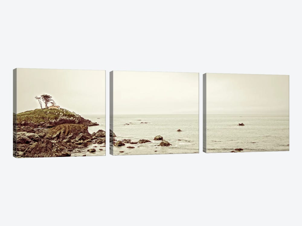 Calm Seas by Eric Schech 3-piece Art Print