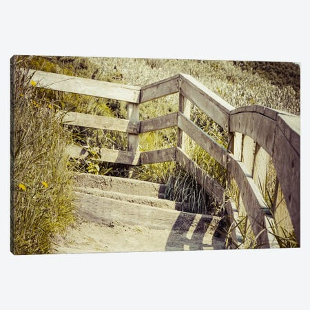Steps Through Time Canvas Print #ESC8} by Eric Schech Canvas Print