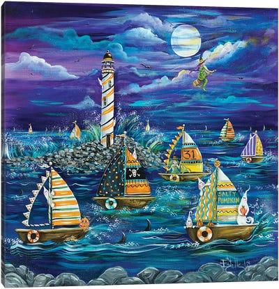 Halloween Canvas Art Print