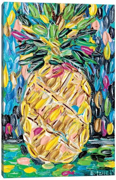 Pineapple Chunk Canvas Art Print