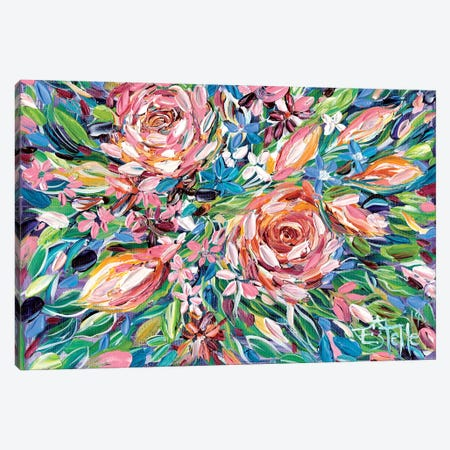 Potpourri Canvas Print #ESG18} by Estelle Grengs Canvas Art