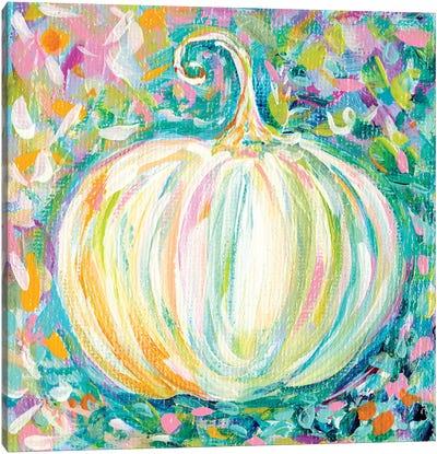 Pumpkin Canvas Art Print