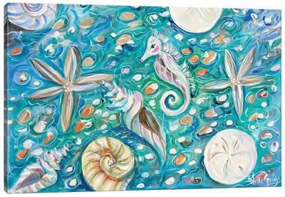 Seashore Canvas Art Print