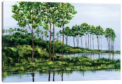Grayton Beach Canvas Art Print