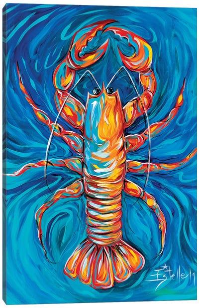 Lobster Bake Canvas Art Print