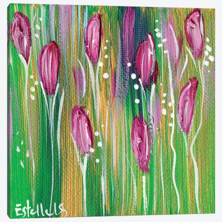 New Beginnings Canvas Print #ESG34} by Estelle Grengs Art Print