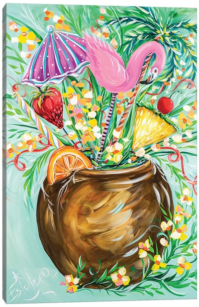 Something Fruity Canvas Art Print