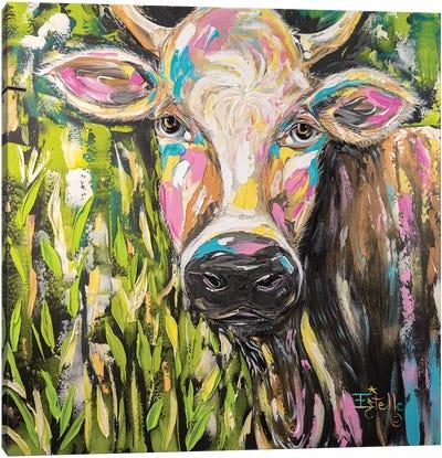 Full Of Bull Canvas Art Print