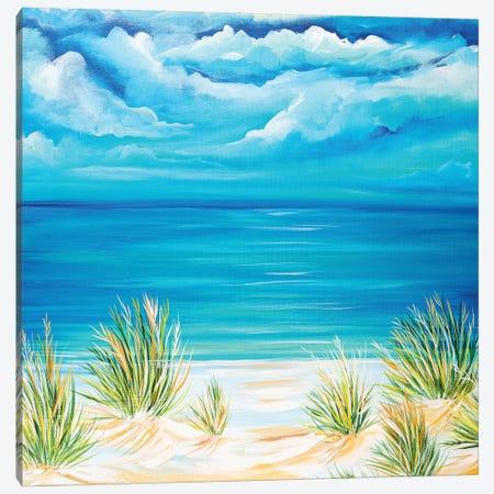 Coasting Canvas Print #ESG50} by Estelle Grengs Canvas Wall Art