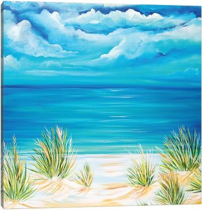 Coasting Canvas Art Print