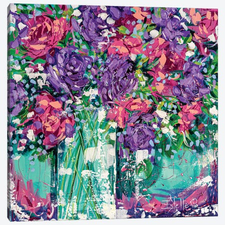 Fresh Cut Canvas Print #ESG60} by Estelle Grengs Canvas Art Print