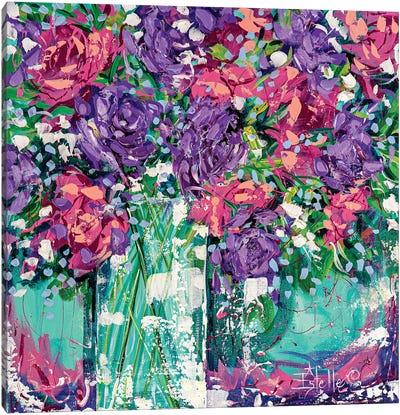 Fresh Cut Canvas Art Print