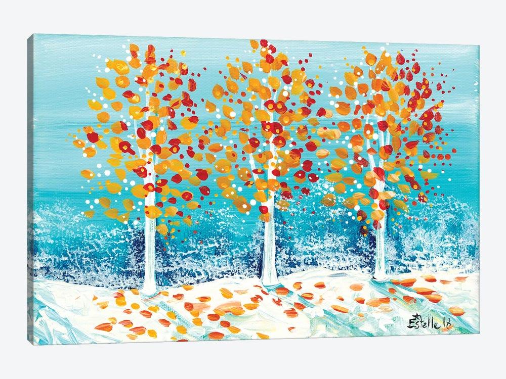 Early Winter by Estelle Grengs 1-piece Canvas Art