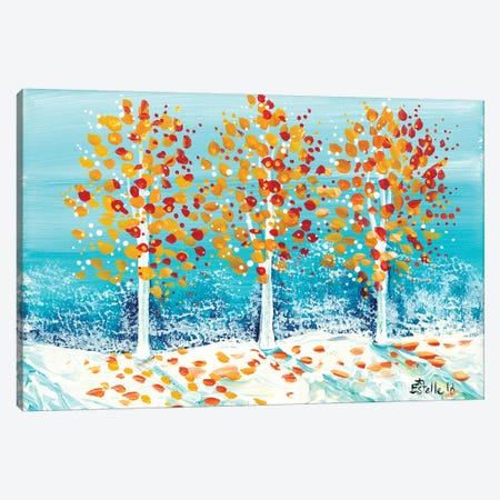 Early Winter Canvas Print #ESG9} by Estelle Grengs Canvas Print