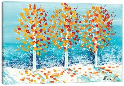Early Winter Canvas Art Print
