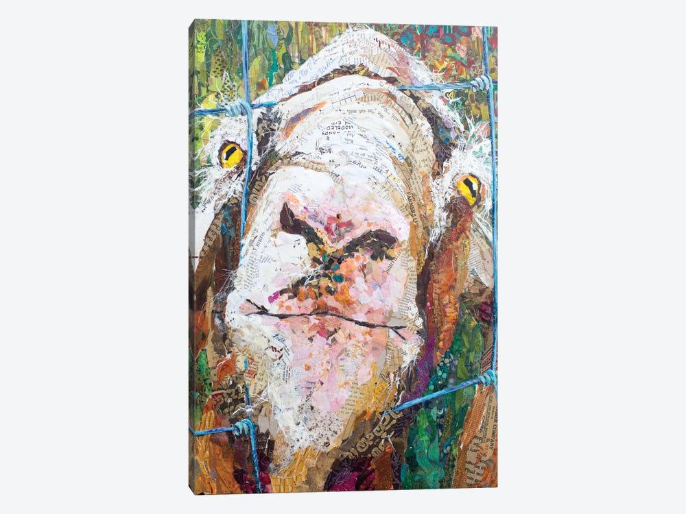 Goodness Goat by Elizabeth St. Hilaire 1-piece Canvas Print