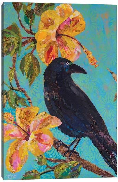 Hawaiian Bird I Canvas Art Print