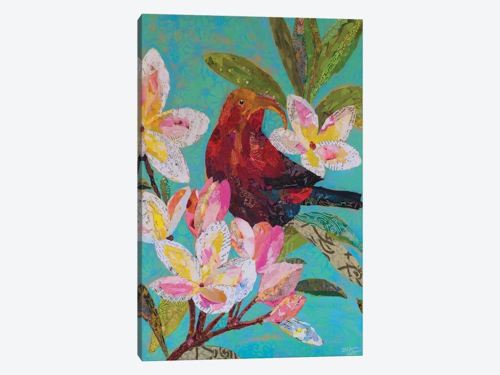 Hawaiian Bird II by Elizabeth St. Hilaire 1-piece Art Print