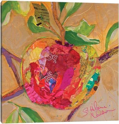Wild Apple Canvas Art Print