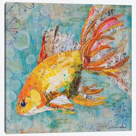 Always Looking Up I Canvas Print #ESH59} by Elizabeth St. Hilaire Canvas Art Print