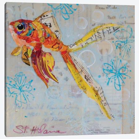 Always Looking Up II Canvas Print #ESH60} by Elizabeth St. Hilaire Canvas Artwork