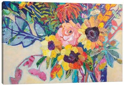 Fabulous Florals Canvas Art Print