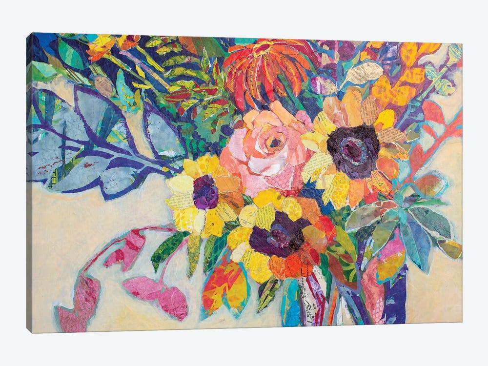 Fabulous Florals by Elizabeth St. Hilaire 1-piece Canvas Art