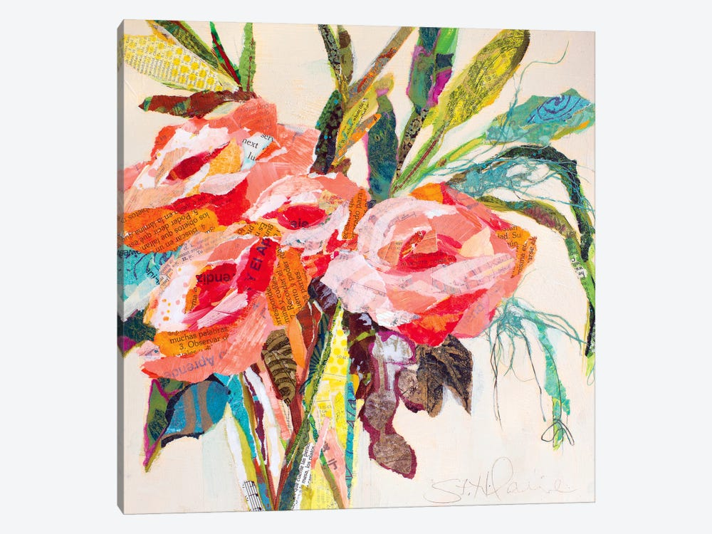 Hacienda Dream II by Elizabeth St. Hilaire 1-piece Canvas Art Print