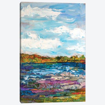 I'll Meet You There I Canvas Print #ESH82} by Elizabeth St. Hilaire Canvas Wall Art