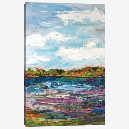 I'll Meet You There II Canvas Print #ESH83} by Elizabeth St. Hilaire Canvas Artwork