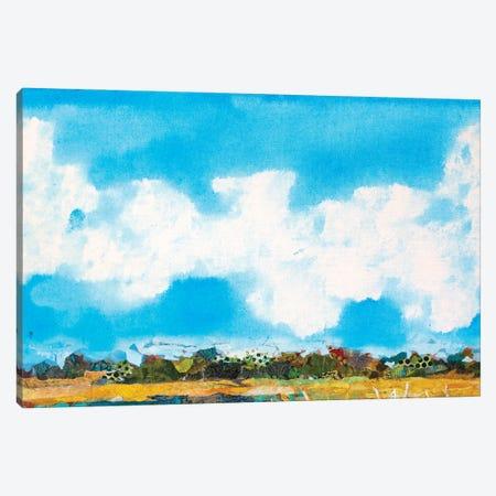 Sky's the Limit I Canvas Print #ESH84} by Elizabeth St. Hilaire Canvas Art Print
