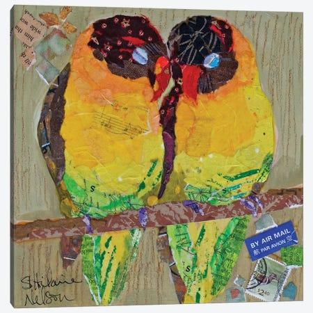 Dear One I Canvas Print #ESH9} by Elizabeth St. Hilaire Canvas Artwork