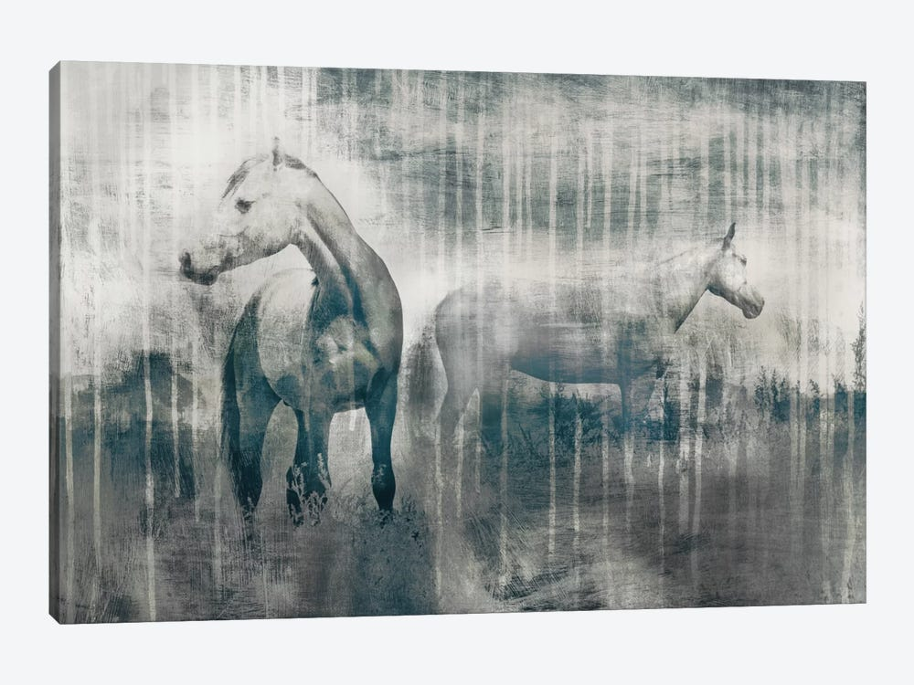 Grey Serenade by Edward Selkirk 1-piece Art Print