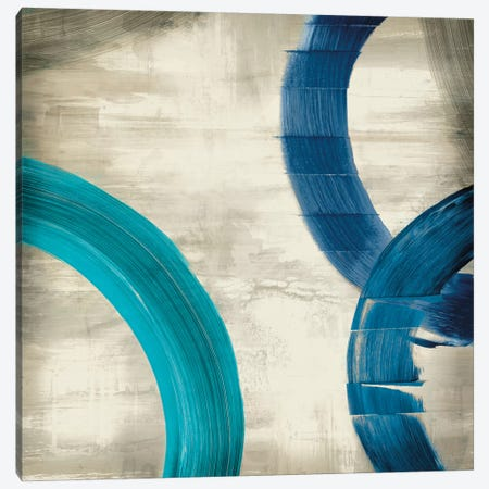 Halcyon I Canvas Print #ESK103} by Edward Selkirk Canvas Wall Art
