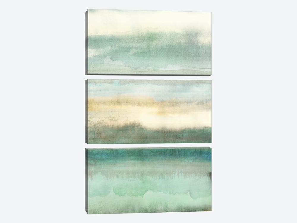 Hazy Impressions by Edward Selkirk 3-piece Canvas Art Print